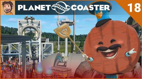 Let's Play Planet Coaster - Hard Mode - Part 18
