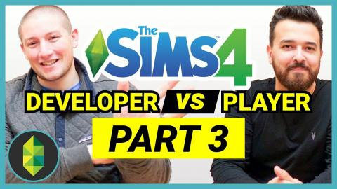 Building a Sims House with a Developer - Part 3