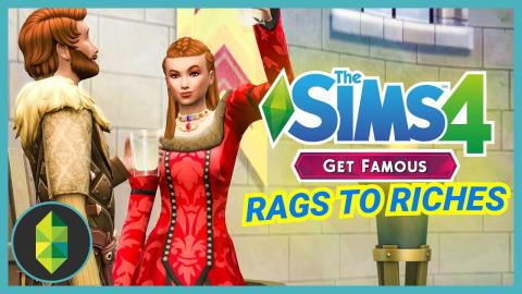DIDN'T PLAN FOR THIS... - Part 8 - Rags to Riches (Sims 4 Get Famous)