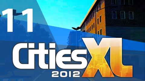 Let's Play Cities XL 2012 - Part 11