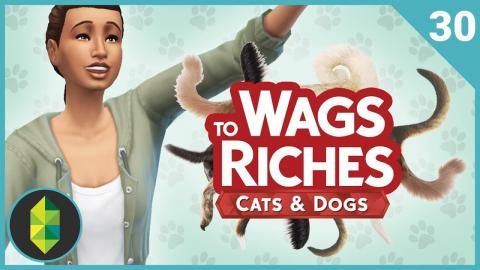 Wags to Riches - Part 30 (Sims 4 Cats & Dogs)