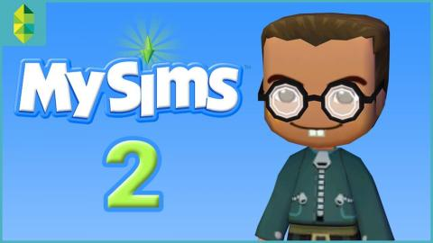 My Sims | WORKING FOR FREE!?
