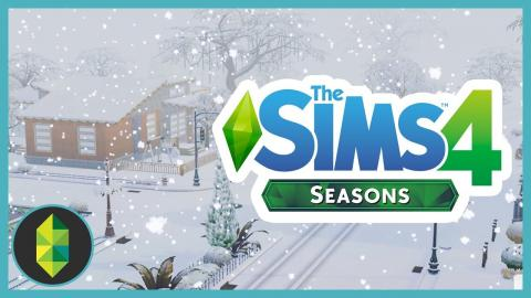 The Sims 4 SEASONS - Part 2 (Gameplay)