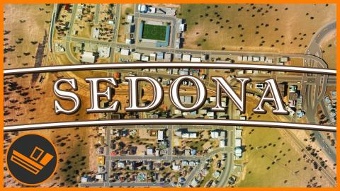 Sedona - Part 61 | EXPANDING MAPLE (Cities: Skylines)