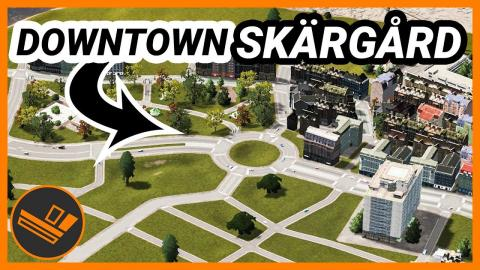 Filling in Downtown! Skärgård (Part 26)