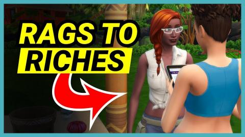 We can finally sell all of our big items! - 🌴 Rags to Riches (Part 11)