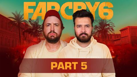 We're going to go in stealthily... Far Cry 6 (Part 5)