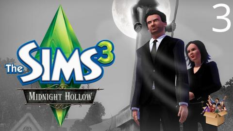 Let's Play The Sims 3 - Midnight Hollow - Part 3