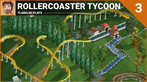 Let's Play - RollerCoaster Tycoon (Part 3)