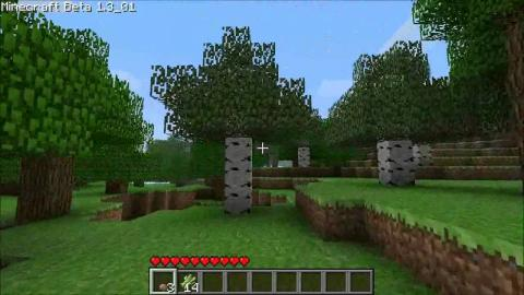 Minecraft: Awesome World!