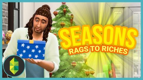 SUMMERFEST - Part 38 - Rags to Riches (Sims 4 Seasons)