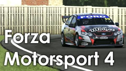 Forza Motorsport 4 Gameplay & Commentary: Dirty Driving