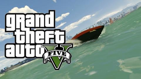 GTA 5 with TheGeeNee - #17 - A Bus and a Boat