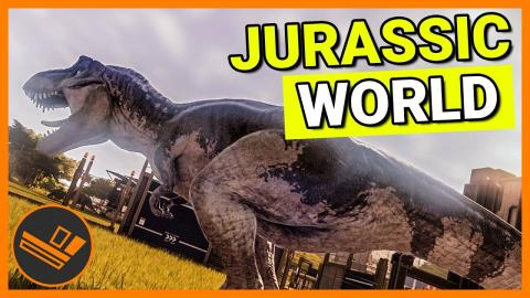 THE T-REX - Jurassic World Evolution Part 6