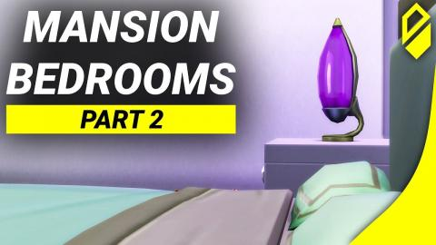 Building a Mansion - Bedrooms (Part 2)