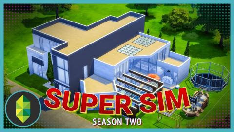 Back in Time - Part 20 - Super Sim (Season 2)