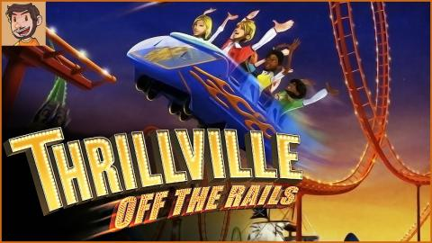 Thrillville OFF THE RAILS!
