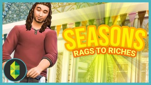 FAMILY MATTERS - Part 13 - Rags to Riches (Sims 4 Seasons)