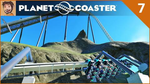 Let's Play - Planet Coaster - Part 7