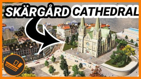 Cathedral and Plaza come to Life! Skärgård (Part 19)