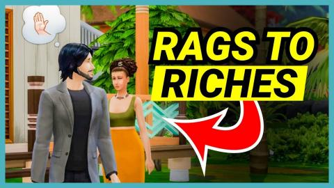 This let's play is pointless... :( - 🌴 Rags to Riches (Part 22)