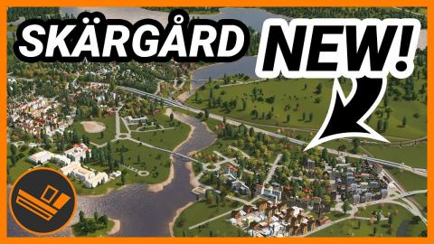 New Suburb! Skärgård (Part 11)