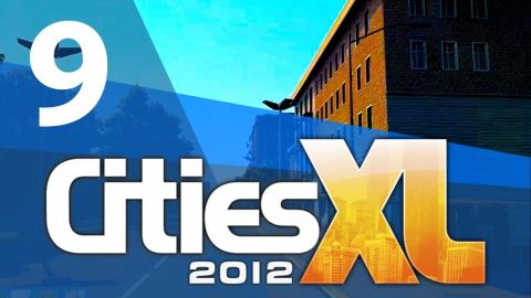 Let's Play Cities XL 2012 - Part 9