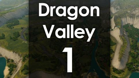Let's Play The Sims 3 - Dragon Valley - Part 1