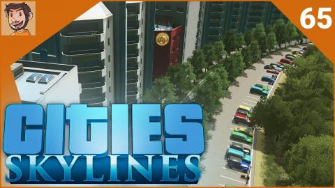 Cities: Skylines - Part 65 | WE HAVE A SOLUTION