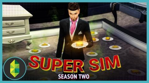 SUMMONING GRILLED CHEESE - Part 3 - Super Sim (Season 2)