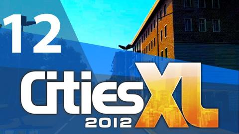 Let's Play Cities XL 2012 - Part 12