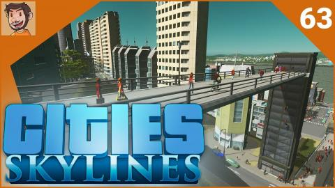 Cities: Skylines - Part 63 | LACK OF GOODS
