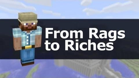Minecraft: From Rags to Riches - Ep2