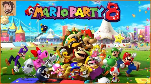 Mario Party 8 SHOWDOWN!