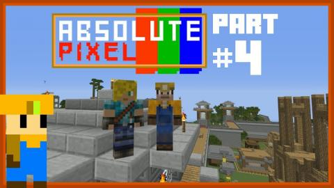 Minecraft Absolute Pixel Server: Part 4