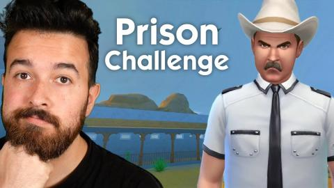 The Sims 4 Prison Challenge may return!