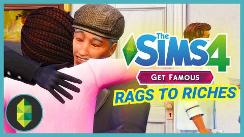 REUNITED - Part 25 Finale - Rags to Riches (Sims 4 Get Famous)