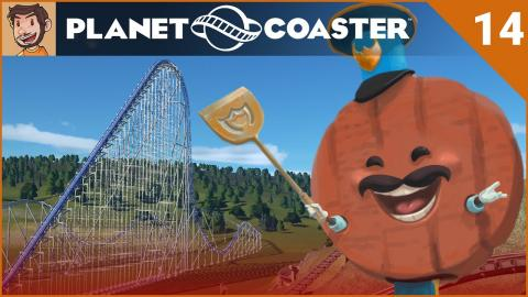 Let's Play Planet Coaster - Hard Mode - Part 14