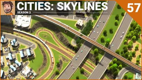 Let's Play Cities: Skylines - Part 57 (Season 3)