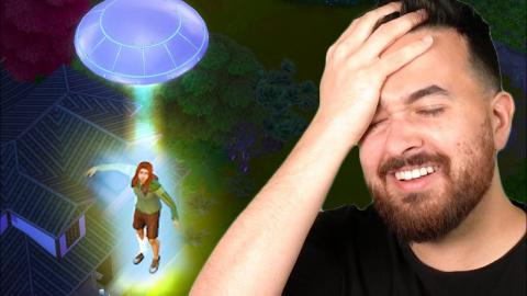 Being abducted by aliens shouldn't have happened! (3 Brothers)