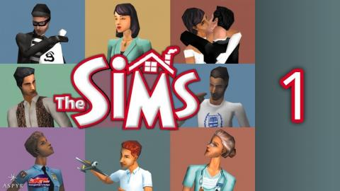 The Sims 1: Part 1