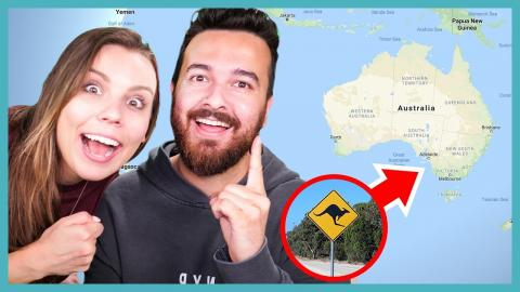 How well do we know Australia? (GeoGuessr with Deli)