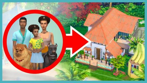 Renovating my Sims family home