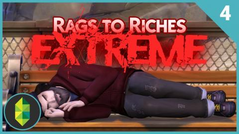 Rags to Riches EXTREME - Part 4 (The Sims 4)