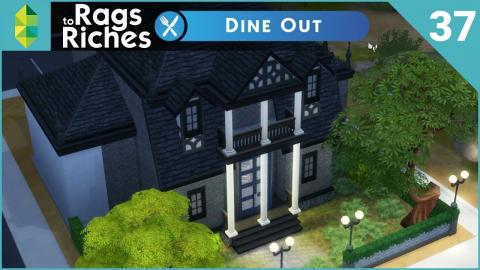 The Sims 4 Dine Out - Rags to Riches - Part 37