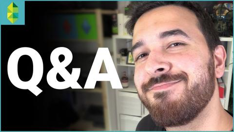 "600K Subscribers Q&A - ""Will you be my daddy?"""