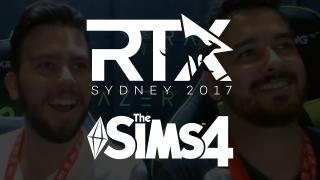 The Sims 4 LIVE from RTX Sydney (with Zeuz)