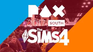 The Sims 4 LIVE from PAX South