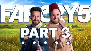 Far Cry 5 Shenanigans with DrGluon - PART 3