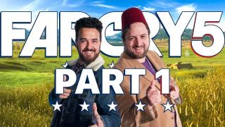 Far Cry 5 Shenanigans with DrGluon PART 1